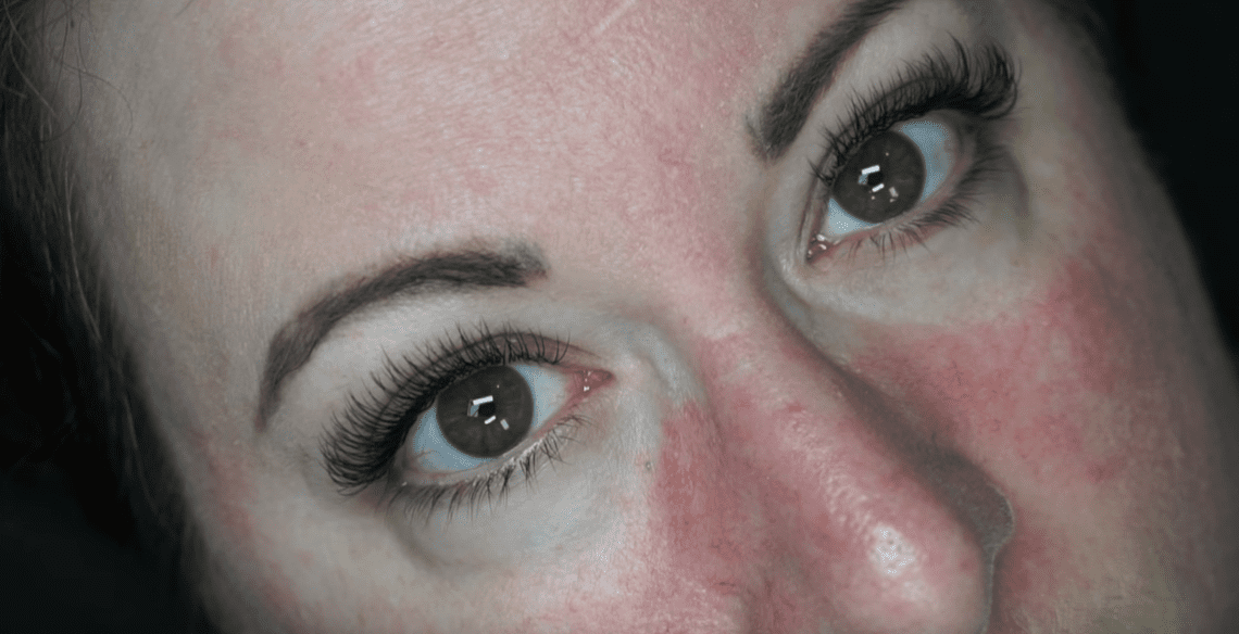 Stacy Lash Glue Review and Application by Danielle Mount