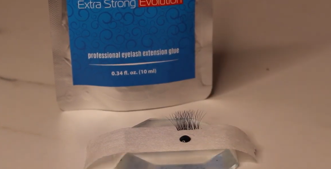 Stacy Lash Evolution Glue Overview